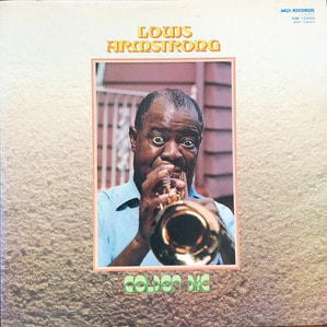 LOUIS ARMSTRONG - Golden Disc (해설지)