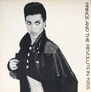 PRINCE AND THE REVOLUTION  - KISS (12인지 45rpm)