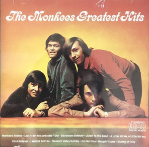 MONKEES - Greatest Hits (미개봉/CD)