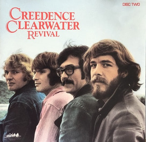 Creedence Clearwater Revival - Best Two (CD)