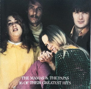 Mamas & The Papas - 16 Of Their Greatest HIts (CD)