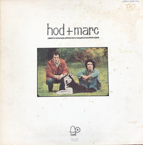"HOD + MARC - hod + marc (""PROMOTIONAL COPY"")"