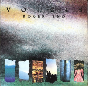"Roger Eno - Voices (해설지) ""Through The Blue"""
