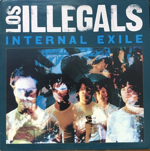 "LOS ILLEGALS - Internal Exile (""Punk Rock"")"