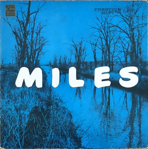 MILES DAVIS - The New Miles Davis Quintet