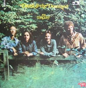 DEREK AND THE DOMINOS - In Concert (2LP)