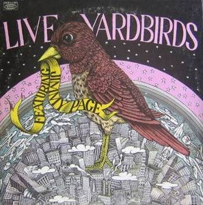 YARDBIRDS - LIVE