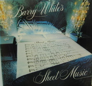 BARRY WHILES - Sheet Music