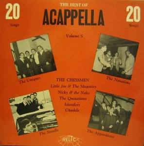 ACAPPELLA - The Best Of Acappella