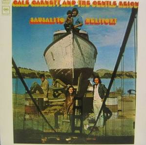 GALE GARNETT AND THE GENTLE REIGN - Sausalito Heliport