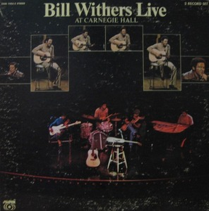 BILL WITHERS - Bill Withers Live at The Carnegie Hall (2LP)