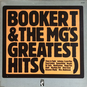 BOOKER T & THE MG'S -BOOKER T & THE MGS Greatet Hits