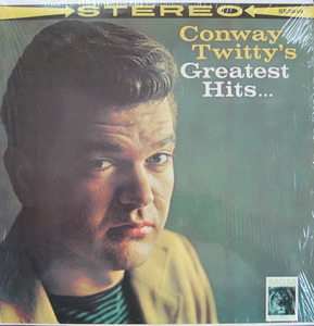 CONWAY TWITTY - Greatest Hits....