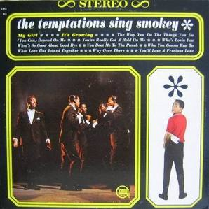 TEMPTATIONS - The Temptations Sing Smokey