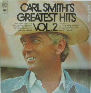CARL SMITH - Carl Smith's Greatest Hits Vol.2