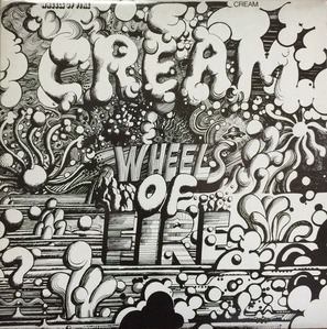 CREAM - Wheels Of Fire (해설지/2LP)