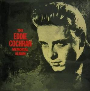 THE EDDIE COCHRAN - Memorial Album