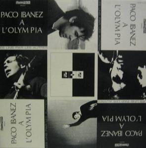 PACO IBANEZ - A L'OLYMPIA (2LP)
