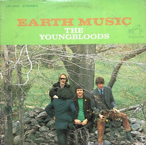 YOUNGBLOODS - Earth Music (PROMO 각인)