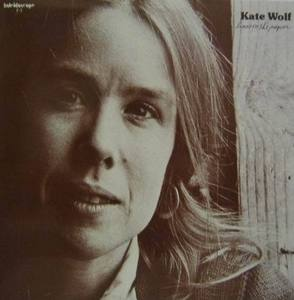 KATE WOLF - Lines On The Paper