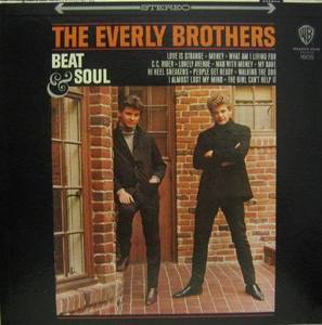 THE EVERLY BROTHERS - Beat & Soul