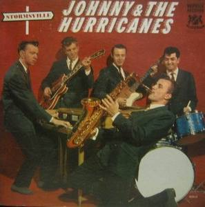 JOHNNY & THE HURRICANES - Stormsville