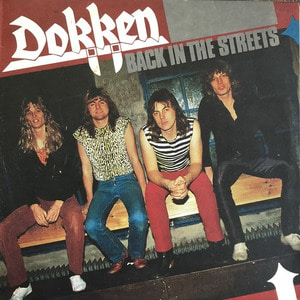 DOKKEN - Back In The Streets (해설지)