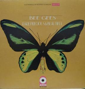 BEE GEES - Rare Precious & Beautiful