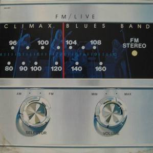 CLIMAX BLUES BAND - FM/LIVE (2LP)