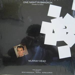 CHESS (MURRAY HEAD) - One Night In Bangkok