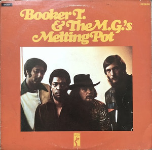 BOOKER T & THE MG'S - MELTING POP