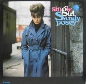 SANDY POSEY - SINGLE GIRL