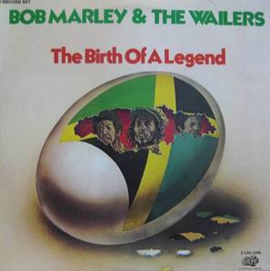 BOB MARLEY & THE WAILES - The Birth Of A Legend  (2LP)