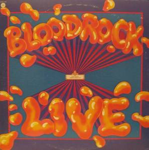 BLOODROCK - LIVE  (2LP)
