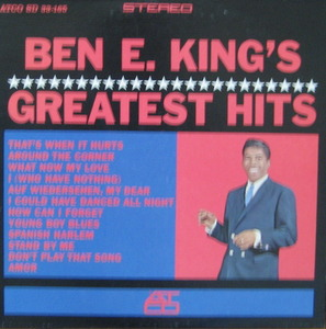 BEN E. KING'S - Greatest Hits