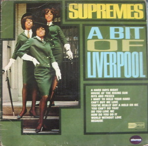 "SUPREMES - A BIT OF LIVERPOOL (""House Of The Rising Sun"")"