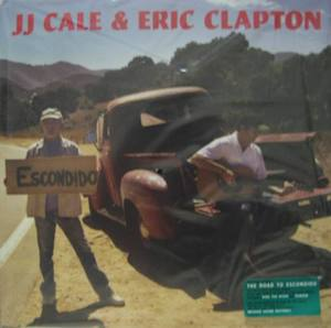 JJ CALE & ERIC CLAPTON - The Road to Escondido (2LP)