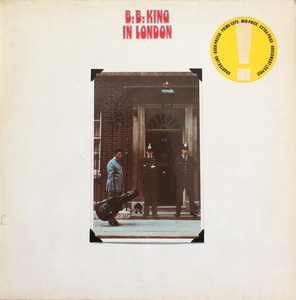 "B.B. KING - In London (With Ringo Starr, Peter Green, Alexis Korner......"")"