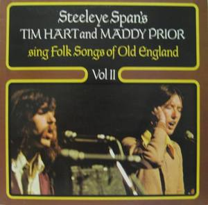 TIM HART and MADDY PRIOR - Sing Folk Songs of Old England Vol II