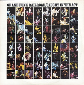 GRAND FUNK RAILROAD - Caught In The Act (2LP)
