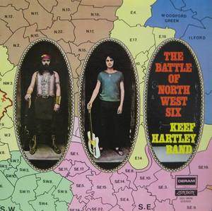 KEEF HARTLEY BAND - The Battle Of North West Six