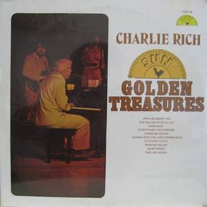 CHARLIE RICH - Golden Treasures