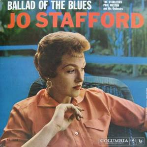 JO STAFFORD - Ballad Of The Blues