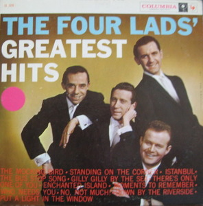 "FOUR LADS - FOUR LADS GREATEST HITS (""ISTANBUL"")"
