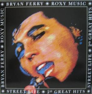 BRYAN FERRY AND ROXY MUSIC - 20 Great Hits (2LP)