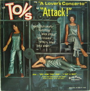TOYS - A lover's concerto/this night