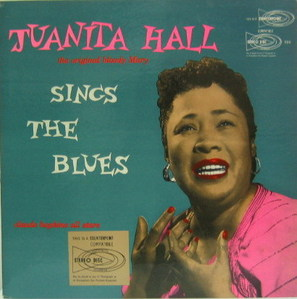 JUANITA HALL - Sings The Blues