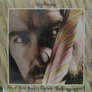 ROY HARPER - One Of Those Days In England