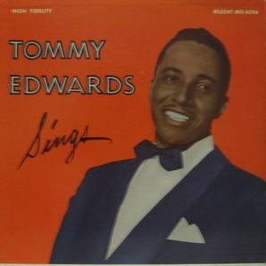 TOMMY EDWARDS - Sings