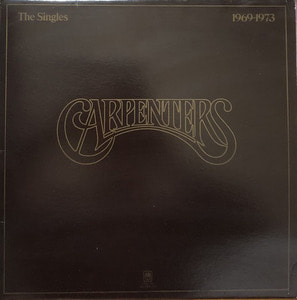 CARPENTERS - The Singles 1969-1973
